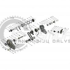 4X4 Transfer Case Parts