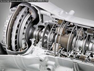 Automatikgetriebe Teile